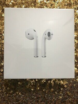 Authentic Apple AirPods 2nd Generation Wireless Charging Case -White (MRXJ2AM/A)