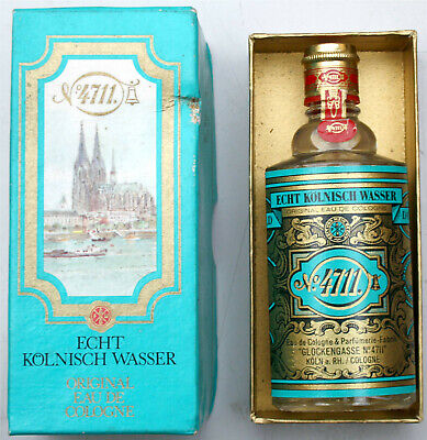 Vintage, 4711,Eau de Cologne, 100 ml, 3,3 oz, Nr. 915,  im Originalkarton