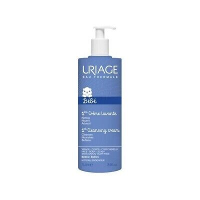 URIAGE Baby cleansing and moisturizing cream 1 lt