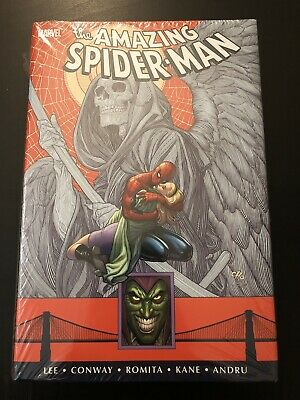 The Amazing Spider-Man Omnibus Vol 4 Vf/Nm Marvel