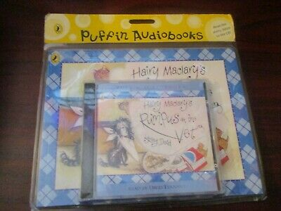 Hairy Maclarys Rumpus at the Vets Book and Audio CD Set