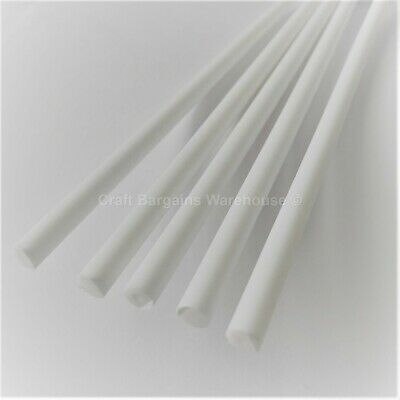 "9"" Long CAKE DOWELLING Rods Support Tiered Cakes Sugarcraft DOWELS 5 x DOWELS"