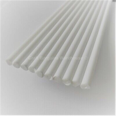 "9"" Long CAKE DOWELLING Rods Support Tiered Cakes Sugarcraft DOWELS 10 x DOWELS"