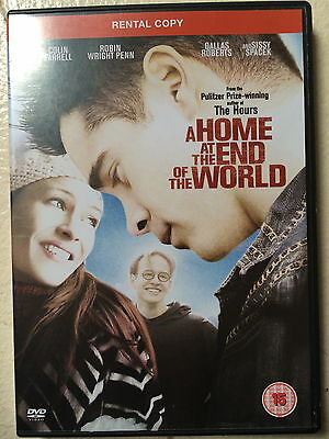 Home at the End of the World DVD 2004 Drama with Colin Farrell Rental Version