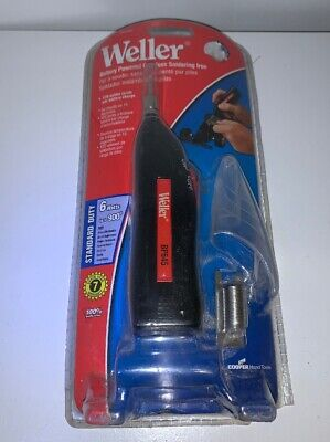 Weller BP650MP Battery Powered Soldering Iron