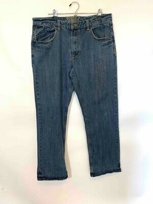 RRP $99.99 BILLABONG Men/'s Hitcher Regular Size 38 Straight Leg Jeans NWT
