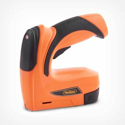 Battery Cordless Nail Nailer And Staple Nails Gun Electric Stapler Lion Charger