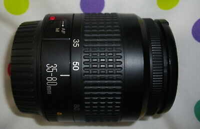 Canon EF 35-80mm Mark 3 f4-5.6 lens fits EOS Digital Very Good condition