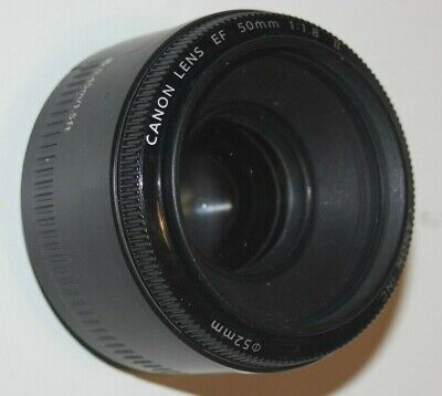 Canon EF 50 mm f1.8 mark 2  Lens Good condition Fits EOS digital Ultrasonic USM
