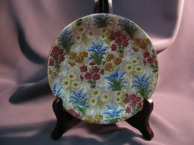 Vintage Royal Winton Grimwades Marguerite Chintz Pattern - Saucer  - Only One