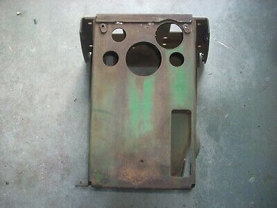 John Deere 1010 Tractor Dash Control Cowl Support, AT16800
