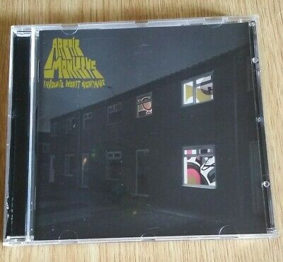 Arctic Monkeys - Favourite Worst Nightmare (CD, 2007)