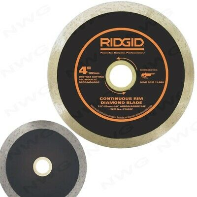 Diamond Cutting Ceramic Disc Saw Blade Continuous For Angle Grinder A2O5