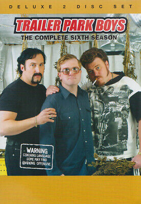 Trailer Park Boys - Complete Sixth Season 6 New Dvd