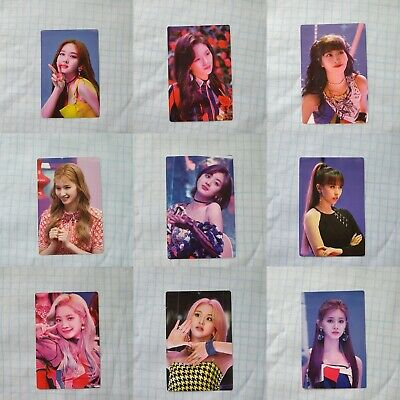 TWICE Twaii's Shop Goods [Monograph Photocard]