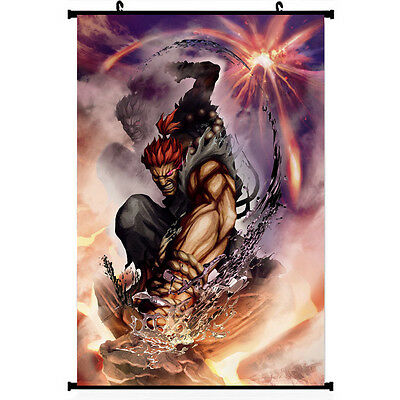 Street Fighter 5 Game Silk Poster Wall Scroll 11.5x20 22.5x36inch 011