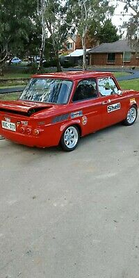 Nsu Tt Classic Racer 1967 Awesome Car Twin Spark And Rare