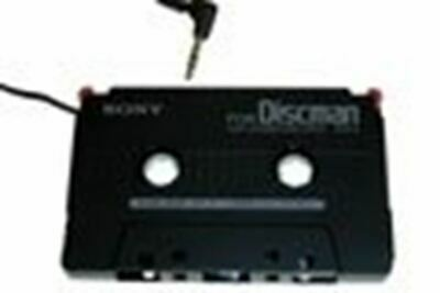 Sony Car Connecting Pack - CPA-6 Cassette Tape Adapter