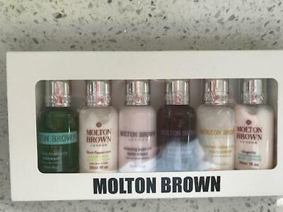 Molton Brown Bath and Shower Collection Mixed Gift Set  6 x 30ml