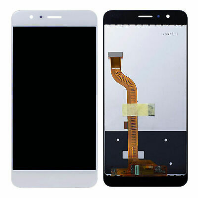 Per Huawei Honor 8 FRD-L09 L19 LCD Display Touch Screen Vetro Schermo Bianco H2I