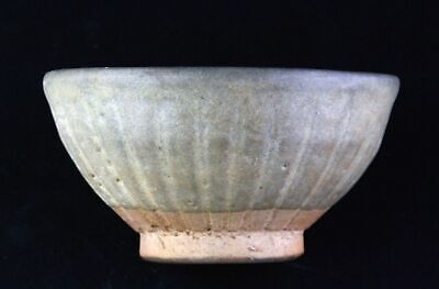 *SC* SUPERB THAI / SUKHOTHAI CELADON POTTERY BOWL, 15th - 16th cent.