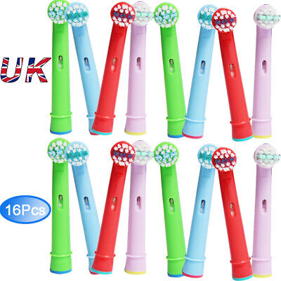 4-20 Kids Electric Toothbrush Heads Compatible With Oral B Rechargeable Children