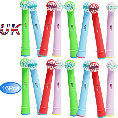 4-20 Kids Electric Toothbrush Heads Fit For Oral B Rechargeable Children Brush A