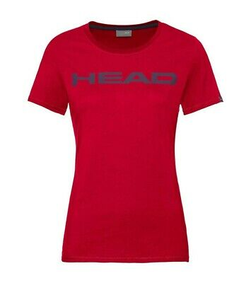 HEAD Camiseta Head Club Lucy MUJER 814459 RED