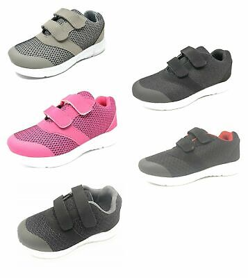 Children's Boys Girls Sports Running Pumps Low-Tops Trainers Gym Shoes Size 8-2