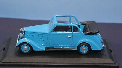 MOMACO - PEUGEOT 401 D DECAPOTABLE 1935 - P155   - Made in France - 1.43