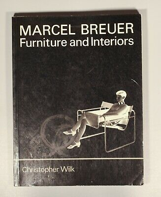 Christopher Wilk Marcel Breuer Furniture and Interiors Isokon Bauhaus Wohnbedarf