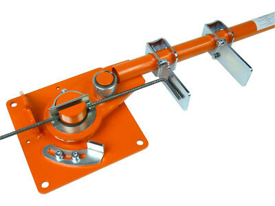 WNS SCROLL BENDER Radius and Angle Bending Round Square