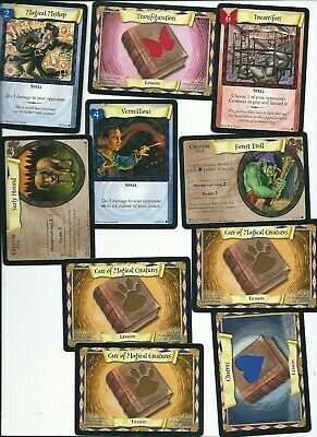 HARRY POTTER Trading Card Game Trading Cards