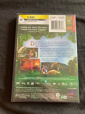 Tangled (DVD, 2011) Brand New