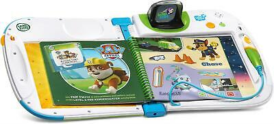 Leapfrog LEAPSTART 3D GREEN Electronic Reader Speaking Child'S Toy BNIP