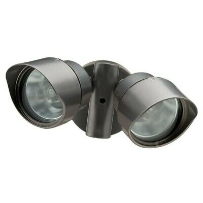 Lithonia Lighting 2-Light Wall-Mount Outdoor White Flood #OFTR 200Q 120LP WH