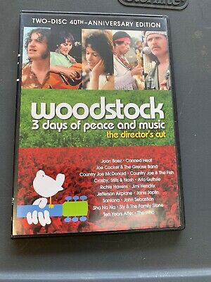 Woodstock: Three Days of Peace & Music [Two-