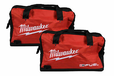 Milwaukee 16 inch Contractor Tool Bag 2 Pack. Durable, water-resistant design.
