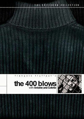 The 400 Blows (The Criterion Collection), DVD, François Truffaut,Jacques Demy,Je