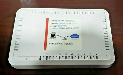 FORTINET FORTIAP-24D / Fap-24D Secure Wireless Access Point