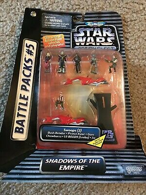 Star Wars Micro Machines Action Fleet - Battle Pack #5: Shadows of the Empire