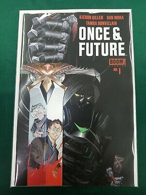 ONCE AND FUTURE 1A MAIN FIRST 1st PRINT BOOM! NM NEW 2019 pre-sale ships 8/14
