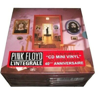 PINK FLOYD - Oh By The Way BOX SET (16 CD's, 2012 Reissue, China) NEW & SEALED