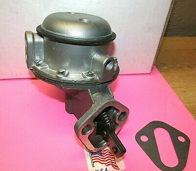 1958 1959 1960 Lincoln Mercury Thunderbird Rebuilt Fuel Pump Modern Fuels 4441