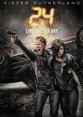24 - Live Another Day (Dvd)