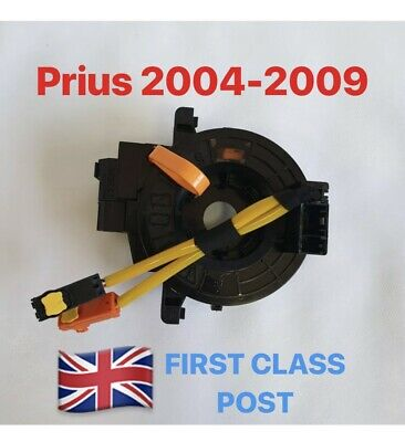 Toyota Prius Nhw20 2004 To 2009 Airbag Clock Spring Steering Wheel Spiral Cable