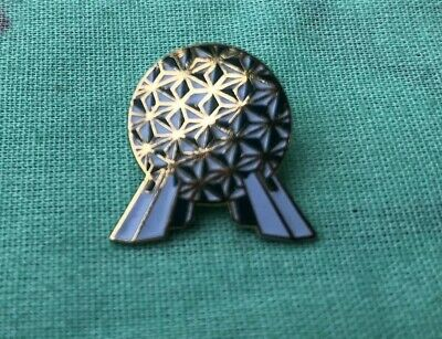 Disney WDW - Four Parks One World (Spaceship Earth) Pin Epcot Mini