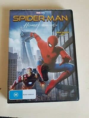 Spiderman Homecoming (DVD 2019) NEW SEALED