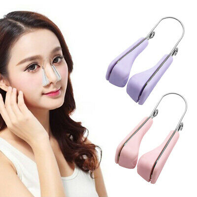 ALS_ Soft Silicone Shaping Lifting Nose up Clip Shaper Corrector Beauty Tool Mys