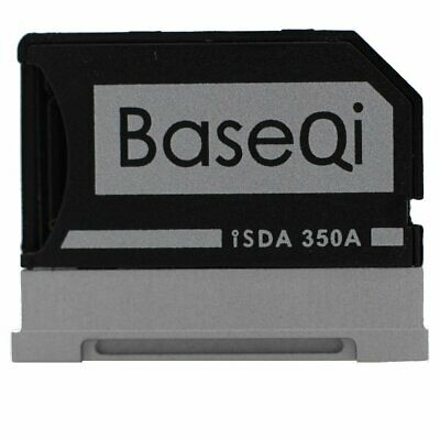 Baseqi Aluminum Microsd Adapter For Microsoft Surface Book  Surface Book 2 13.5